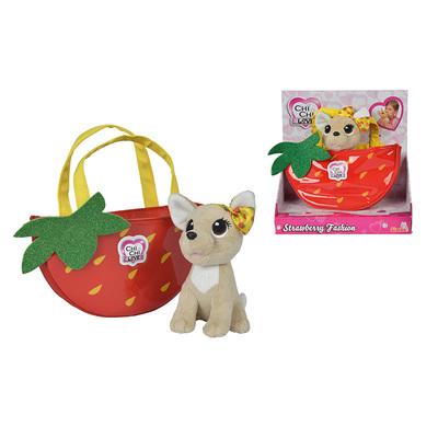 Simba仙霸莓莓包配萌萌狗